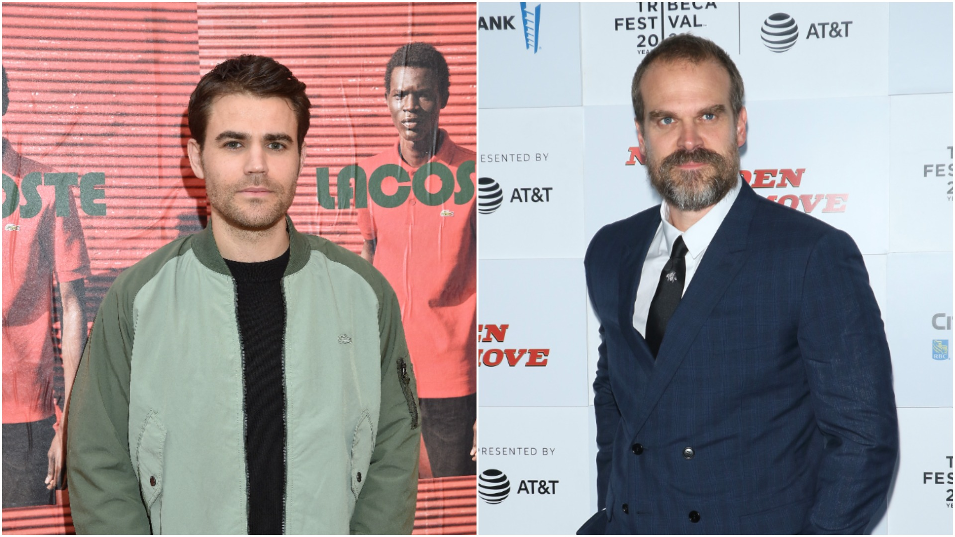 Paul Wesley denied telling David Harbour that Netflix was trying to 'bury' Stranger Things