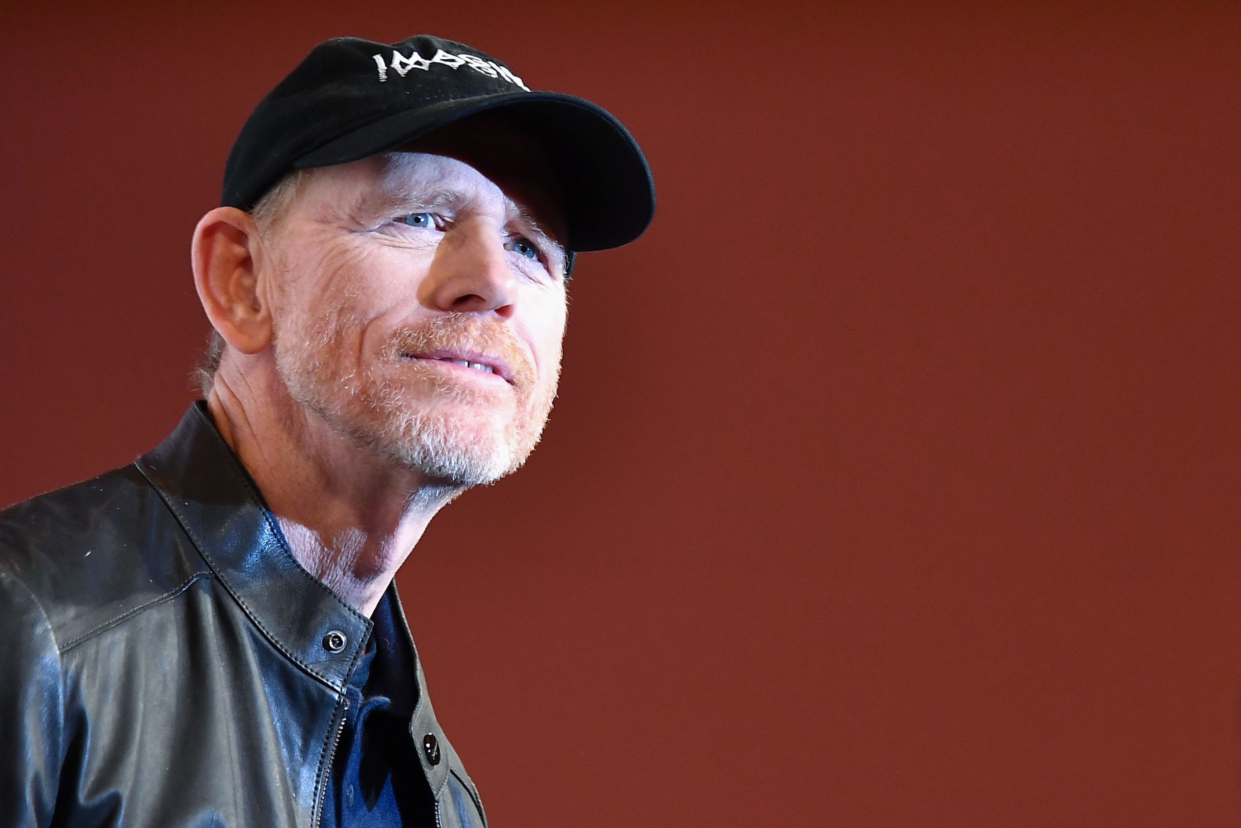 Director, producer, actor, and author Ron Howard