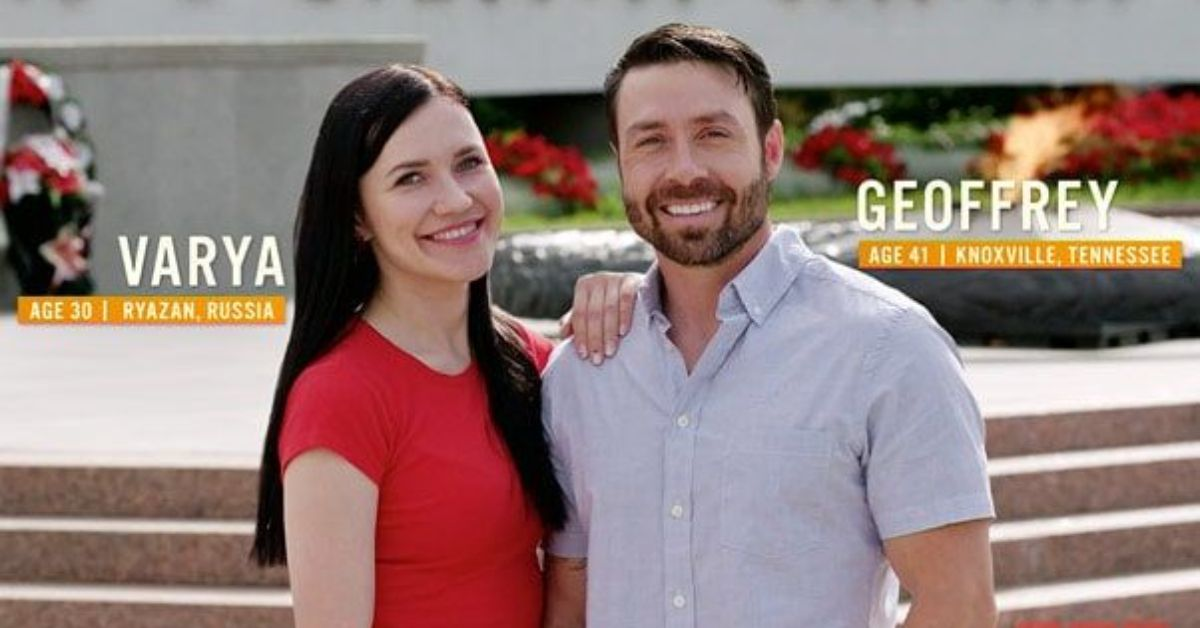 90 Day Fiancé': Varya Malina Fundraises for Fiancé Geoffrey Paschel — Asks Fans for an 'Opportunity To Clear His Name'