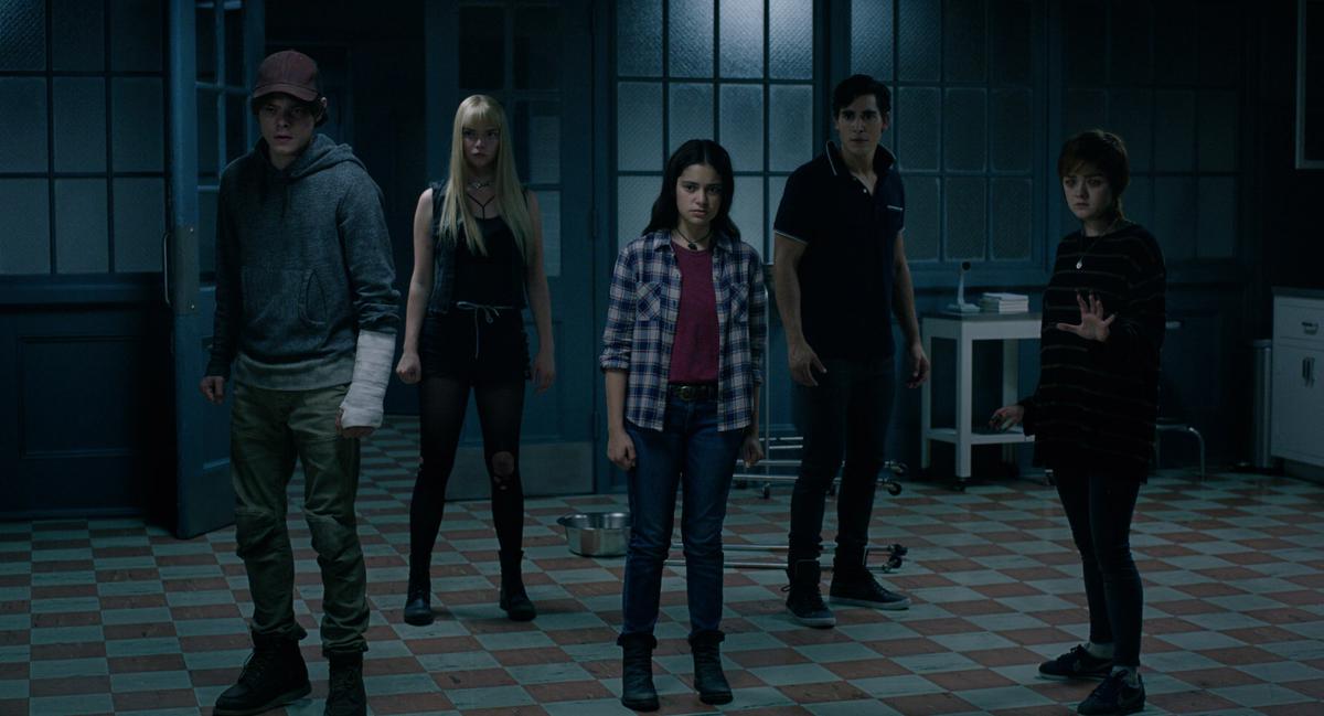 Charlie Heaton, Anya Taylor-Joy, Blu Hunt, Henry Zaga, Maisie Williams in 'The New Mutants' define Indigenous superheroes